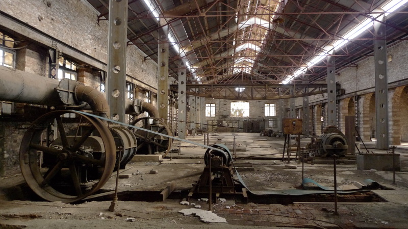 electric power station2